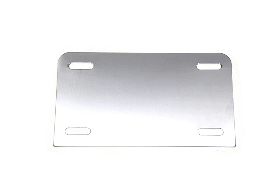 Harley Davidson Panhead shovelhead license plate holder Reproduction Chrome